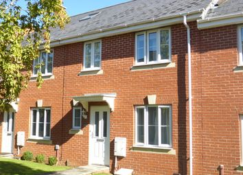 Thumbnail 3 bed detached house to rent in Crown Way, Middlemoor, Exeter