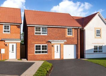 """Thumbnail 4 bed detached house for sale in """"Windermere"""" at Long Lane, Driffield"""