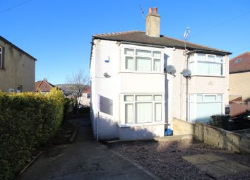 Thumbnail 2 bed semi-detached house to rent in Lynwood Avenue, Shipley