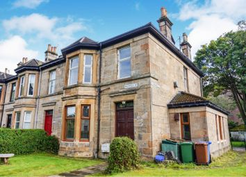 Thumbnail 2 bed flat for sale in 112 Broomfield Road, Glasgow