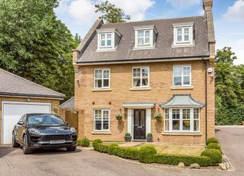 Thumbnail 5 bed detached house for sale in Douglas Close, The Avenue