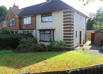 Thumbnail 3 bed semi-detached house to rent in Carshalton Road, Kingstanding, Birmingham