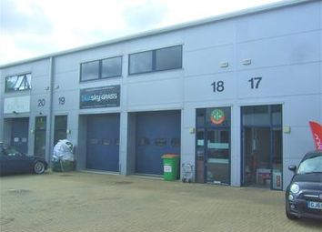 Thumbnail Light industrial to let in Unit 18 The Glenmore Centre, Moat Way, Sevington, Ashford