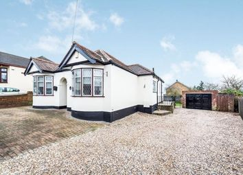 Thumbnail 3 bedroom bungalow for sale in Hillfoot Road, Romford