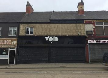 Thumbnail Commercial property for sale in Void Nightclub, 213-215 High Street, Scunthorpe, Lincolnshire