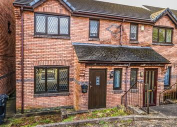 Thumbnail 3 bed semi-detached house for sale in Heritage Court, Merthyr Tydfil