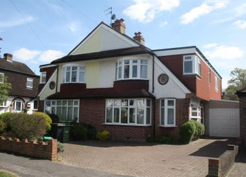 Thumbnail 4 bed property for sale in Chadacre Road, Stoneleigh, Epsom