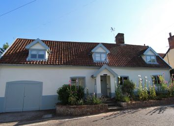 Thumbnail 4 bed detached house for sale in High Street, Coddenham, Ipswich
