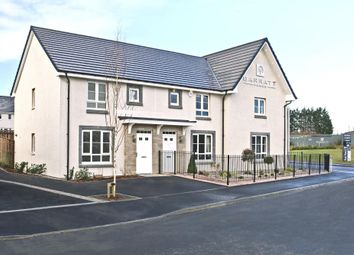 "Thumbnail 2 bed end terrace house for sale in ""Balfour"" at Mugiemoss Road, Bucksburn, Aberdeen"