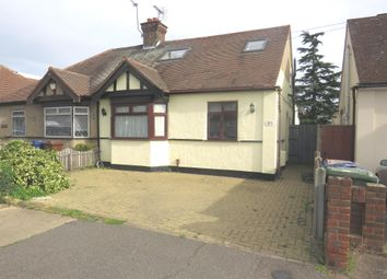 Thumbnail 3 bed semi-detached bungalow for sale in Crowstone Road, Grays