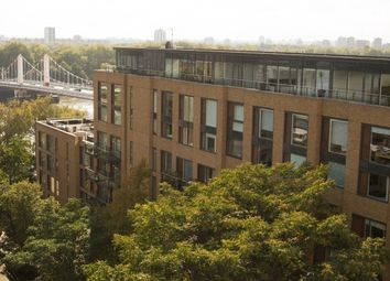 Thumbnail 1 bedroom flat to rent in Grosvenor Waterside, Gatliff Road, Chelsea