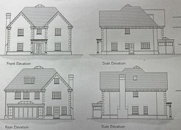 Thumbnail 6 bed detached house for sale in Hoe Lane, Nazeing, Waltham Abbey