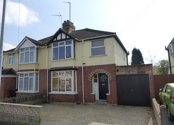 Thumbnail 3 bedroom semi-detached house for sale in Walcot Road, Swindon