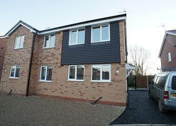 Thumbnail 2 bedroom semi-detached house to rent in Dunbar Close, Long Eaton, Nottingham