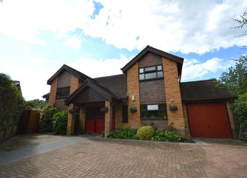 Thumbnail 5 bed detached house for sale in Ingleside Drive, Stevenage