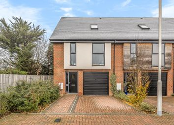 Thumbnail 3 bed end terrace house for sale in Faircross Court, Thatcham