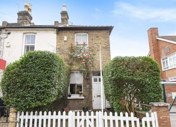 Thumbnail 2 bedroom terraced house for sale in Cross Road, Kingston Upon Thames