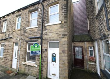 Thumbnail 1 bed terraced house for sale in Faraday Square, Milnsbridge, Huddersfield