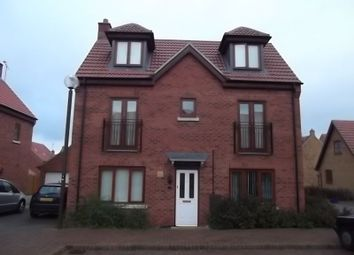 Thumbnail 4 bed detached house to rent in Berrington Grove, Westcroft, Milton Keynes