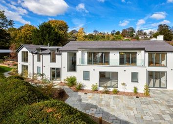 Thumbnail 5 bed detached house for sale in Warwicks Bench Road, Guildford
