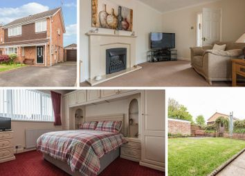 Thumbnail 4 bed detached house for sale in Taliesin Close, Rogerstone, Newport