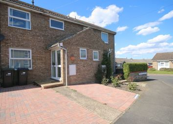 Thumbnail 3 bed terraced house to rent in Thoroughfare Way, Littleport, Ely