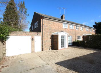 Thumbnail 4 bed semi-detached house to rent in Park Road, Bracknell
