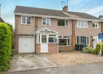 Thumbnail 4 bed semi-detached house for sale in Devonshire Drive, North Anston, Sheffield