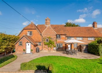 Thumbnail 4 bed semi-detached house for sale in Dippenhall Street, Crondall, Farnham, Surrey