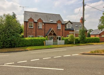 Thumbnail 4 bed detached house for sale in Lutterworth Road, Kimcote, Lutterworth