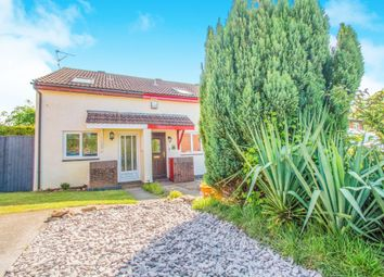 Thumbnail 1 bed end terrace house for sale in Tintagel Close, Thornhill, Cardiff