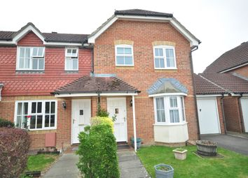 Thumbnail 2 bedroom end terrace house to rent in Ropeland Way, Horsham