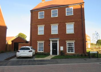 Thumbnail 2 bed flat to rent in Thenford Way, Banbury