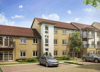 Thumbnail 2 bed flat for sale in Oak View, Pale Lane, Fleet
