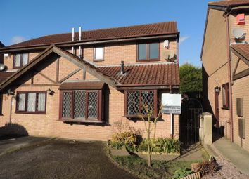 Thumbnail 3 bed semi-detached house to rent in Thurstons Barton, Whitehall, Bristol