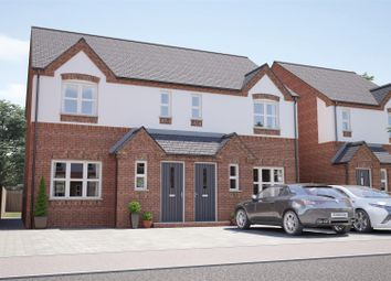 Thumbnail 3 bed semi-detached house for sale in Victoria Street, Brimington, Chesterfield