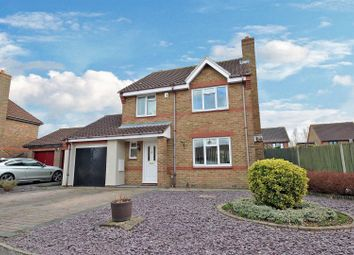 Thumbnail 3 bed detached house for sale in Glastonbury Abbey, Bedford