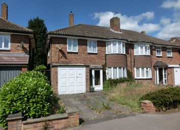 Thumbnail 4 bed semi-detached house for sale in Portia Avenue, Shirley, Solihull