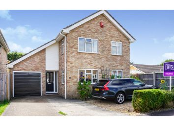 Thumbnail 4 bed detached house for sale in Wessex Close, Southampton