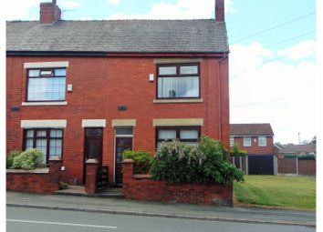 Thumbnail 2 bed end terrace house for sale in 1189 Middleton Road, Oldham