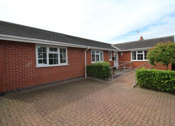 Thumbnail 4 bed bungalow for sale in Lindisfarne Drive, Loughborough