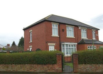 Thumbnail 3 bedroom semi-detached house for sale in Harrison Road, Wallsend