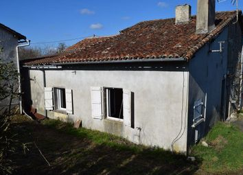 Thumbnail 2 bed property for sale in Champagne-Mouton, Charente, 16350, France