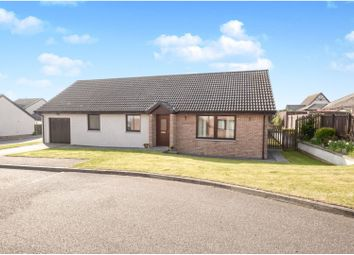 Thumbnail 3 bed detached bungalow for sale in Ryebank Court, Rosemarkie
