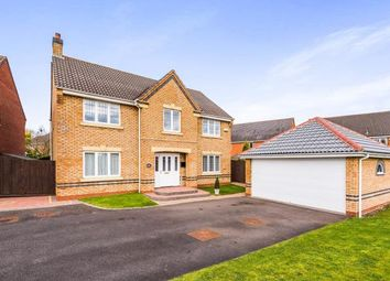 Thumbnail 4 bedroom detached house for sale in Kingfisher Close, Brownhills, Walsall, West Midlands