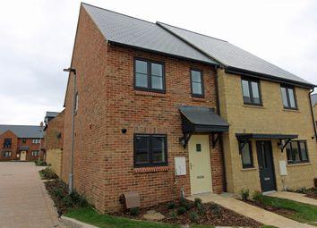Edgehill Close, Carterton OX18. 2 bed end terrace house for sale