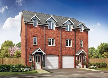 "Thumbnail 4 bed semi-detached house for sale in ""The Lydford "" at Raddlebarn Road, Selly Oak, Birmingham"