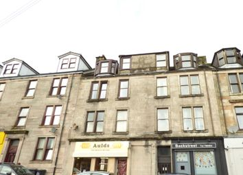 Thumbnail 2 bed flat for sale in Lynedoch Street, Greenock