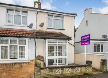 Thumbnail 1 bed flat for sale in Standard Road, Enfield