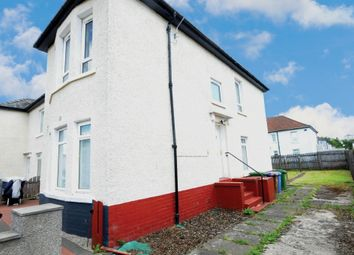 Thumbnail 3 bed flat for sale in Kirkconnel Avenue, Glasgow